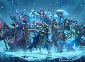 Hearthstone: Knights of the Frozen Throne Available for Android