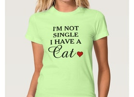 Funny T-Shirt For Cat Lovers