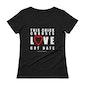 Choose Love T-Shirt by Bling Chicks