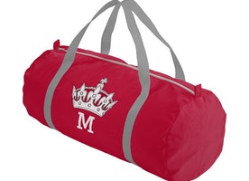 Personalized Monogram Gym Bag
