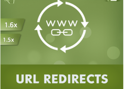 PrestaShop 301 URL Redirects Module