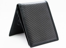 Space Age Materials meet Fashion with Dark Gryphon Wallets