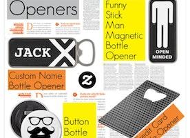Cool Unique Bottle Openers