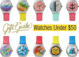 Colorful Girly Watches