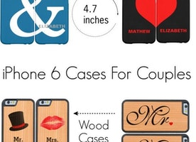 iPhone 6 Cases for Couples