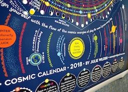 2018 Cosmic Calendar