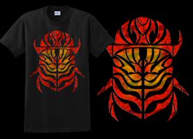 Sun Scarab T-shirt