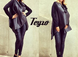 Conquer the streets with this jacket from TEYXO! Get 20% off!