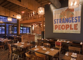 BANKERS HILL Bar + Restaurant Embodies 'Craft America Cooking'