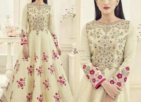 Gauhar Khan Favourite Bollywood Boutique's Heavy Engagement Suit