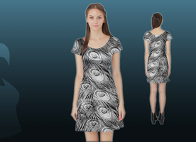 Mrs. Peacock's Tunic Dress