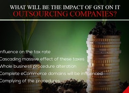 What will be the impact of GST on IT outsourcing companies?
