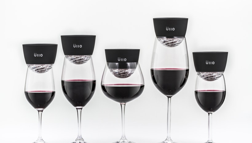 Üllo Wants To Purify Your Wine