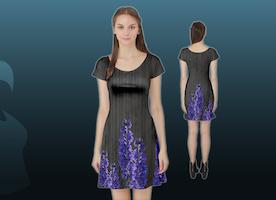 Wolfsbane Tunic Dress