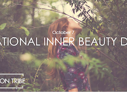 Happy National Inner Beauty Day! First month free from Tampon Tribe!