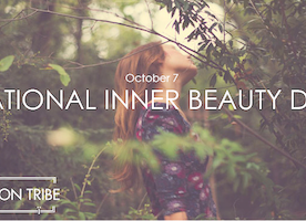 Tampon Tribe wants you to celebrate National Inner Beauty Day!