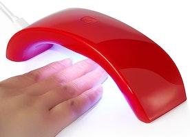 UV Polish Lamp LED Curing Nail Dryer