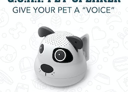 G.O.A.T. Pet Speaker - Give your pet a 'voice' today!