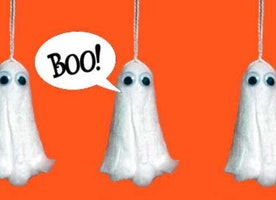 Celebrate Halloween with 25% off organic tampons from Tampon Tribe!