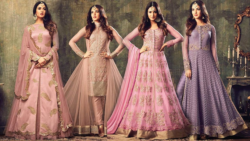 434e20a9c73 Indo Western Designer Women s Party Wear Clothes  Indian Ladies Dresses    Salwar Suits Online India