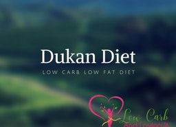 My Thoughts On The Dukan Diet