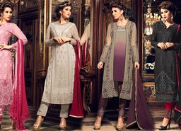 Beautiful Pakistani Designer Dresses & Salwar kameez Suits: Karachi Style Clothes & mehendi Outfits