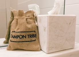Give thanks with Tampon Tribe