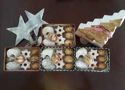 European cookies Christmas 2017
