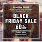 HUGE Black Friday sale on 100% organic tampons from Tampon Tribe!