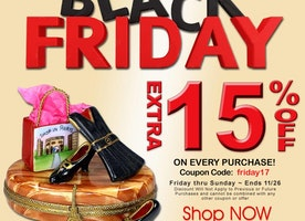Fantastic Holiday Gifts Black Friday Sale