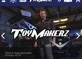 ToyMakerz Television Show Launches New Digital Experience