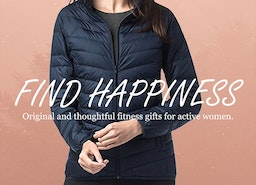 New Windproof Quilted Women's Down Jacket Coat From Lapasa