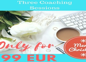 3 Life Coaching Sessions