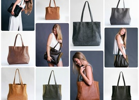 Dreams can come true.. The Miri Bag is real & now available in 6 different colors and on 20% Off!!