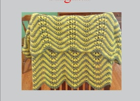 Soft Sunshine Afghan Pattern