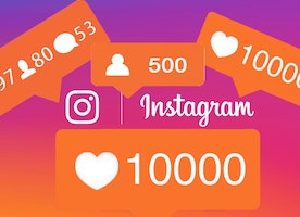 Way out for increasing list of followers for Instagram photos