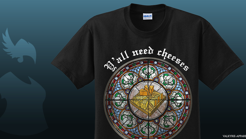 Y'all Need Cheeses Tee