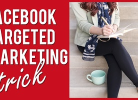 Facebook Targeted Marketing Trick