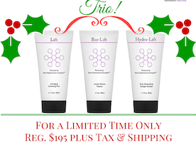 Holiday Trio and Other Stocking Stuffers