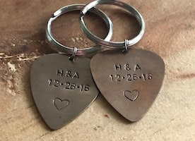 Couples keychains