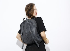 Sale on our amazing Charcoal Gray backpack!  The perfect bag for students, mommies, the gal on the go - well just about everyone really wink emoticon