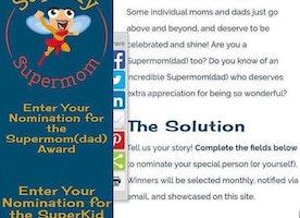 Superfly SuperMom, SuperDad & SuperKid Awards!