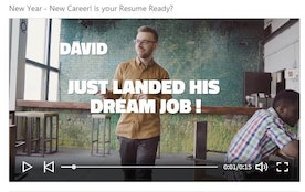 New Year - New Career! Is your Resume Ready?