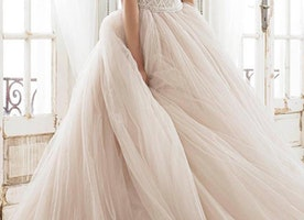 Strapless Princess Wedding Dresses