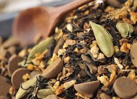 King's Chocolate Chai Tea - Organic