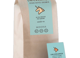 Unicreamer --  Vegan Coffee Creamer