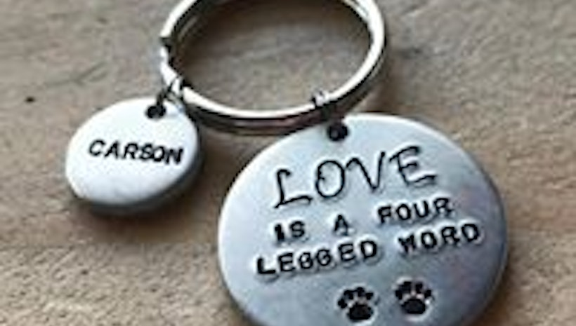 Pet Keychain