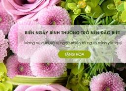 SHOP HOA TƯƠI QUẬN 6 | SHOP BÁN HOA TƯƠI ONLINE TẠI QUẬN 6
