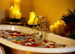 Aromatherapy Energy Bath