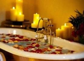 Aromatherapy Energy Bath